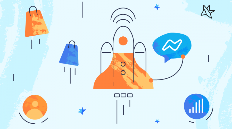 Skyrocket Your Online Business with Facebook Messenger Marketing for Shopify stores