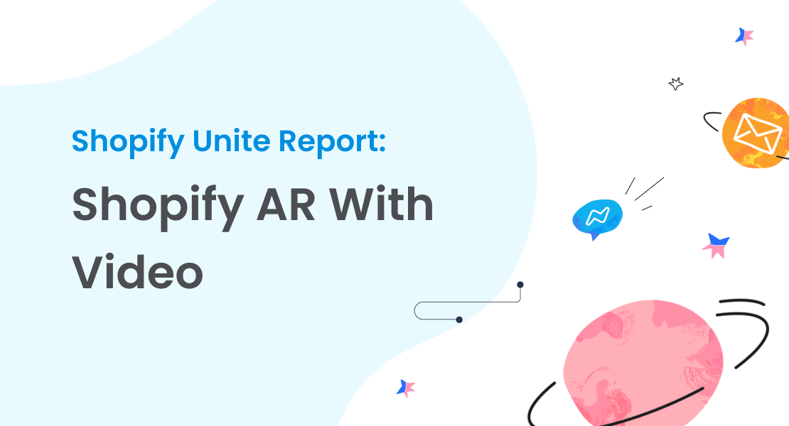 Shopify - New Video Update To AR Software