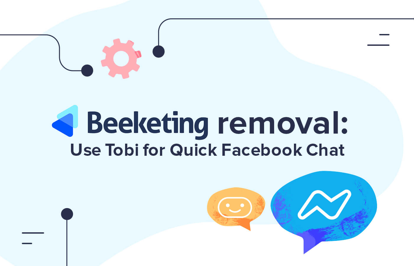 Quick Facebook Chat by Beeketing - alternative apps for Shopify