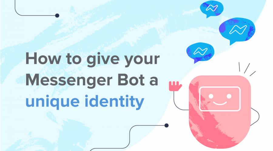 How to use tone of voice to give a unique identity to your Messenger bots